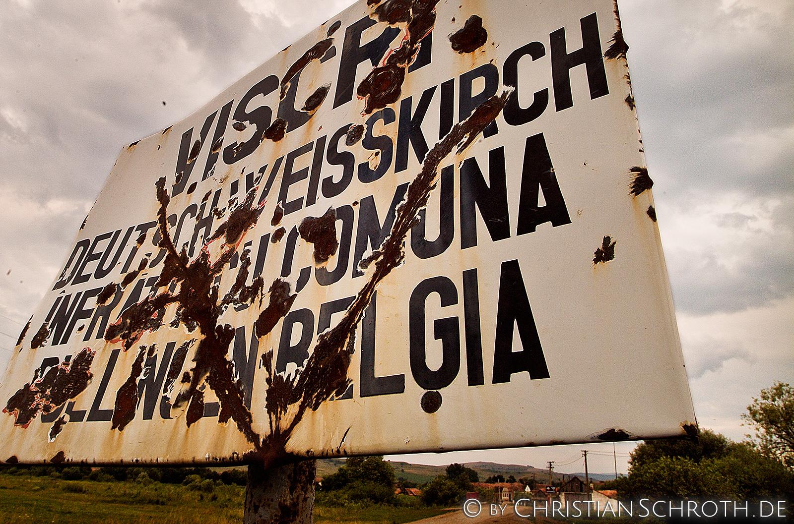 UNESCO Weltkulturerbe: Viscri / Deutschweisskirch